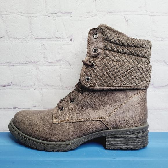 boc Shoes   Lace Up Boots   Poshmark
